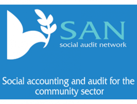 Social Audit Network logo